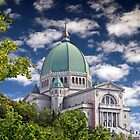 ST JOSEPHS ORATORY, MONTREAL by Raoul Madden
