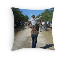 Transportation! Throw Pillow