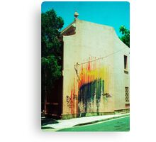 graf house Canvas Print