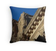 Weeping Women Throw Pillow