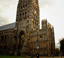 Ely Cathedral (English Heritage Site) by Simon Duckworth