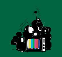 Old TV Unisex T-Shirt
