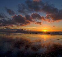 Farewell O Golden Sun by TomRaven