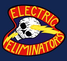 Electric Eliminators - The Warriors  by sirllamalot