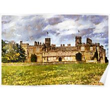 castle ashby Poster
