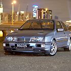 Ford Sierra RS Cosworth by John Jovic