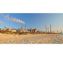 Challenger Beach - kwinana Western Australia  Photographic Print