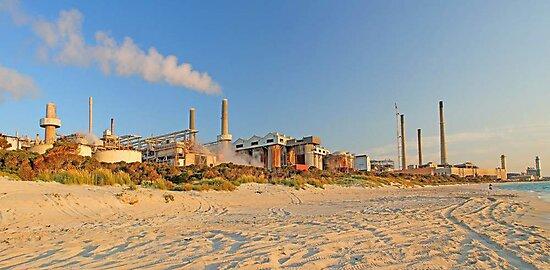 Challenger Beach - kwinana Western Australia  by EOS20