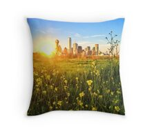Dallas / Oz Throw Pillow
