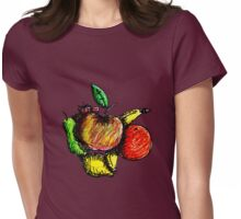 Tooty Frooty Salad Womens Fitted T-Shirt