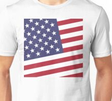 American Flag July 4th Party Unisex T-Shirt