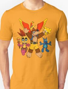 """""""Heroes of the Witch's Lair"""" T-Shirt"""