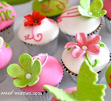 fairytale cupcakes by MsGourmet