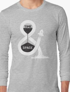 Time & Space Long Sleeve T-Shirt