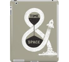Time & Space iPad Case/Skin