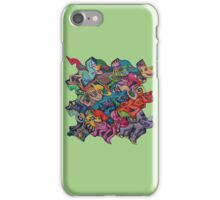 Tesselromp iPhone Case/Skin