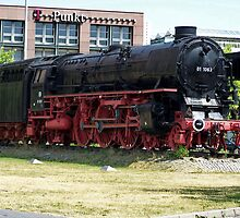 Diesel and Steam (European Locomotives) by trainmaniac
