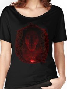 The Queen of Nublar Women's Relaxed Fit T-Shirt