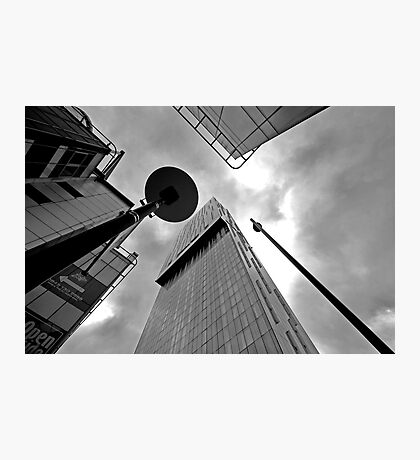 Beetham Tower, re-visited Photographic Print