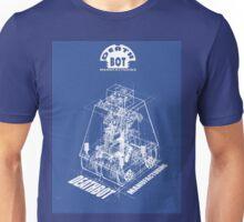 Curiosity bot - innards Unisex T-Shirt