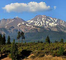 Mt. Shasta by doubleheader