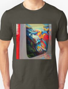 In The Driver's Seat Unisex T-Shirt