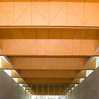 The Roof - National Portrait Gallery, Canberra by Paul Dean