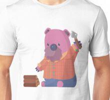 Lumber Bear!  Unisex T-Shirt