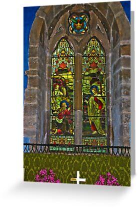 Window #1 by Trevor Kersley
