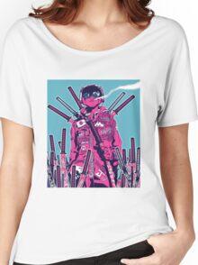 Swordmaster Graveyard Women's Relaxed Fit T-Shirt