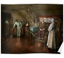 Doctor - Old fashioned influence - 1905-45 Poster