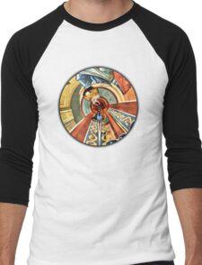 """Claustrophobia"" Men's Baseball ¾ T-Shirt"