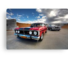 XYGT Ford Falcons Canvas Print