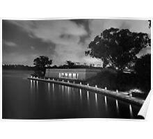 Claisebrook Cove ~ Western Australia Poster