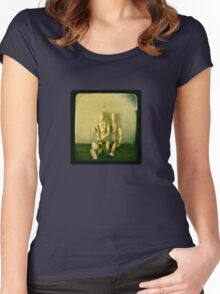 a stilted companionship Women's Fitted Scoop T-Shirt
