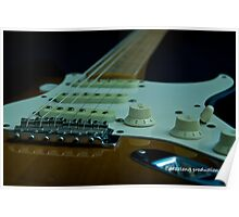 The Strat Poster