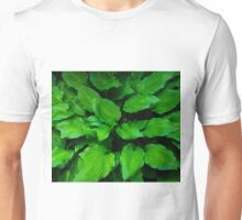 Green Foliage Unisex T-Shirt