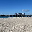 Busselton Jetty by Mike Paget