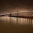 San Francisco Bay Bridge by Sebastian Warnes