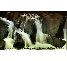 Come To The Water ............ Photographic Print
