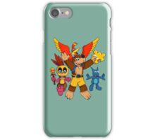 """""""Heroes of the Witch's Lair"""" iPhone Case/Skin"""