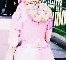 Disney Rapunzel by disneylifelover