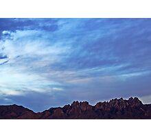 Organ Mountains Photographic Print