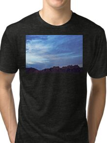 Organ Mountains Tri-blend T-Shirt