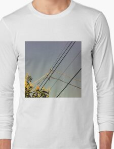 Five Up And Two Across Long Sleeve T-Shirt