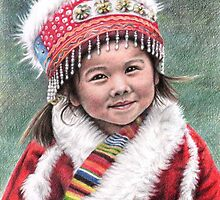Coloured Pencil Drawings by Nicole Zeug by Nicole Zeug