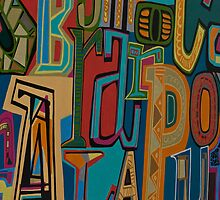 Design Graffiti by Jonathan Doherty