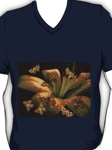 Lily and Butterflies T-Shirt