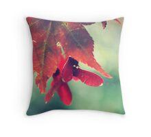 Autumn's Colours Throw Pillow