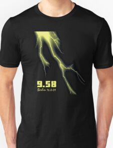 Usain Bolt's 100metres World Record T-Shirt